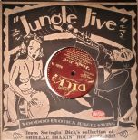 "10"" ✦✦ JUNGLE JIVE ✦✦ VooDoo Exotica Jungle Swing 1930-1947"